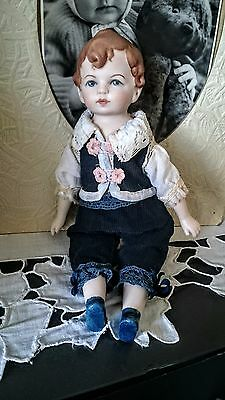 OOAK Collectible repro doll Hertwig