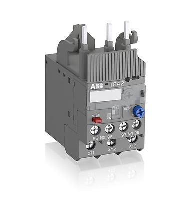 ABB Overload Relay TF42 3 Pin Various Amperages 0.74/1/1.3//3.47.6/10-29A