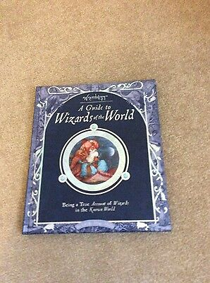 New A Guide to Wizrds of the World book