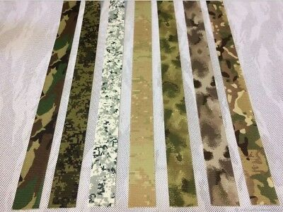 Camouflage Military Sling Strap polyester Woodland Multicam A-Tacs Digital 40mm