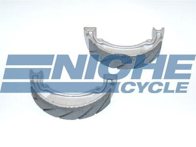 Yamaha TY 250 (Trials) 74-78 Front Grooved Brake Shoes