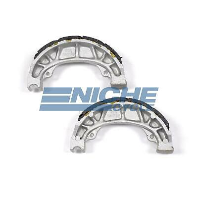 Honda ATC 200 ATC200 S 84-86 Front Grooved Brake Shoes