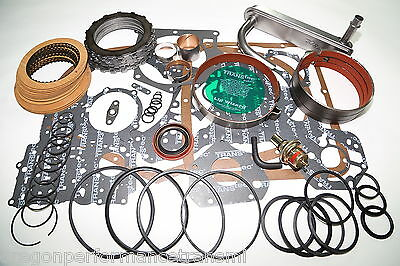 TH425 Master Rebuild Kit TH-425 Transmission Transaxle Overhaul GM Cadillac Olds