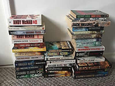 Job Lot Of Books Mostly Military 224 In Total Collection Only