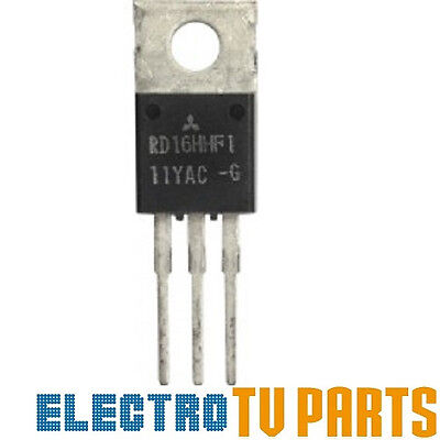 RD16HHF1 TO-220 NEW ORIGINAL POWER MOSFET Transistor from Mitsubishi