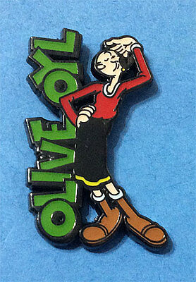 Popeye Sweetheart Olive Oyl Collector Pin
