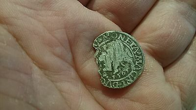 Selling as Unidentified rare? Medieval silver Hammered Coin  0.89g  23