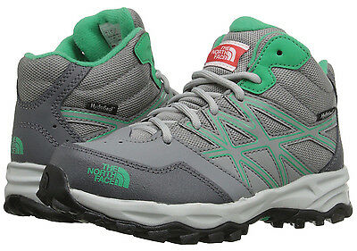 The North Face Hedgehog Waterproof Hiking Boy's Girl's Shoes Youth Size 5.5 NIB