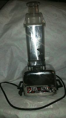 Vintage 3600 Vita mix Plus Blender Heavy Duty Reversible Motor