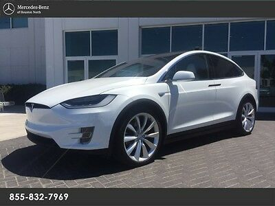 2016 Tesla Model X  2016 TESLA MODEL X 90D, 125 PT INSP, VEHICLE IS LIKE NEW!!!!