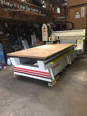 Thermwood C53 CNC Router With Machmotion Control