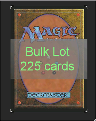MTG Magic The Gathering BULK LOT of MIXED CARDS - FREE DELIVERY