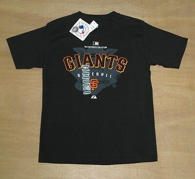 San Francisco Giants - Youth M / Womens 6-8 - MLB Baseball T-Shirt - New & Tags