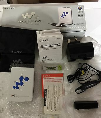 RARE Sony Walkman WM -EX615 ****New ***COLLECTORS Item Boxed GENUINE Tested
