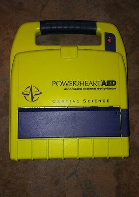 ***NEW*** Cardiac Science Power Heart AED 9200RD / 9210RD - No Battery **NOS**