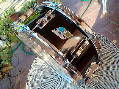 Ludwig Maple Snare/rullante Jazz Festival 14 X 5 Vintage 1976 Drum Set Batteria