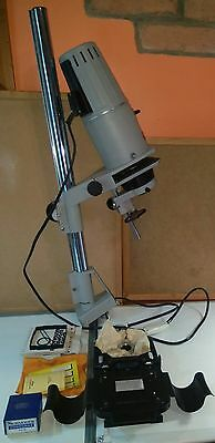 Opemus 4 Meopta Overhead Enlarger in Original Carry box Made In Czechoslovakia .