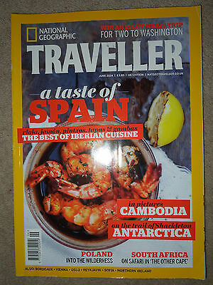 National Geographic Traveller - June 2014