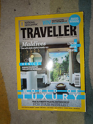 National Geographic Traveller - July/August 2015