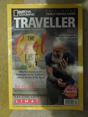 National Geographic Traveller - January/February 2017