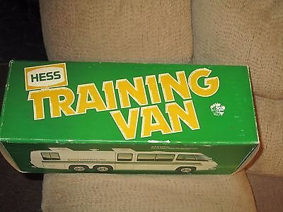 1980 Hess Training Van w/ Original Box, Inserts, and Instruction Battery Card
