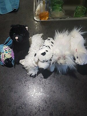 USED NO CODES Lot of Webkinz