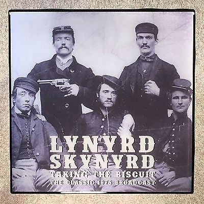 LYNYRD SKYNYRD Taking The Biscuit Coaster Record Cover Ceramic Tile