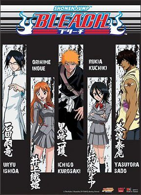 Bleach Characters Cloth Wall Scroll Poster GE-9711