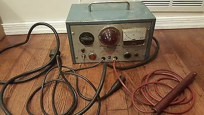 Dielectric Strength Tester Model AVC 25V Criterion Instruments LTD Ground Power