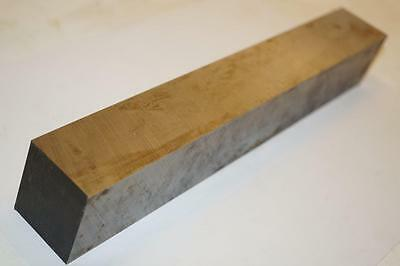 "NOS SKF & Dormer UK 1-1/2"" Square by 9-3/4"" HSS COBALT Cutter Blank I WR72A.2.3"