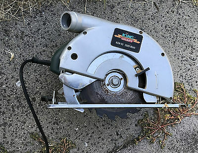 Circular wood saw in very good condition - 158mm - Port Melbourne