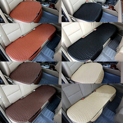 3 Pcs/Set Car Seat Cushion Four Seasons Pad General Commercial Seat Covers DS