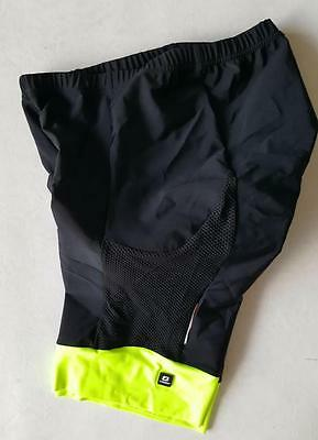 Quality Cycling Bike Knicks padded shorts Mens Womens Black Lambda L-XL