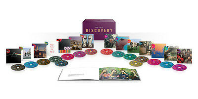 Pink Floyd Discovery 14 Albums 16 CD Box Set NEW SEALED Free Shipping!