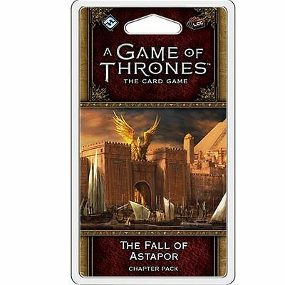 A Game of Thrones LCG: The Fall of Astapor - English Chapter Pack- English