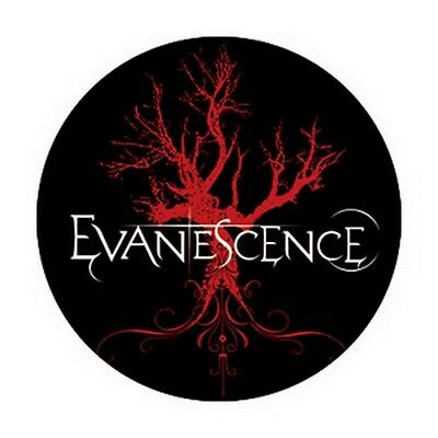 Evanescence Tree Button B-2586