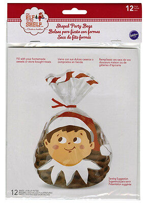 Wilton Party Bags - Elf - Shaped