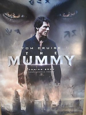 The Mummy - one sheet movie poster