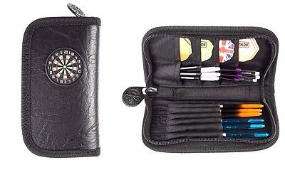 Super Faux Leather Darts and Accessory Case / Wallet - Durable - holds 2 Sets