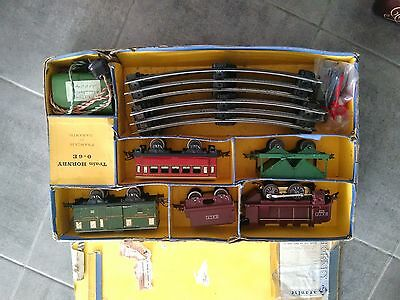 Coffret Train HORNBY 0-6E Alternatif Locomotive + Wagons + Rails + transfo