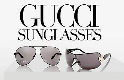 Genuine Gucci Sunglasses Replacement Lenses - Various