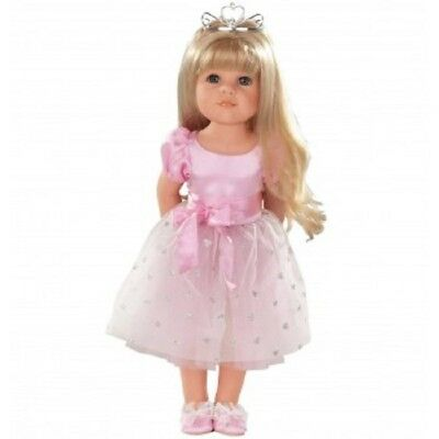 Gotz  Hannah Princess  Joint Standing doll 50cm suitale for 3+
