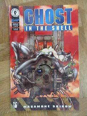 Ghost In The Shell #4 Dark Horse Comics Near Mint (W13)