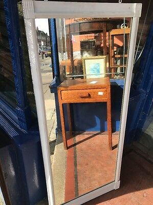 Edwardian Painted Framed Mirror
