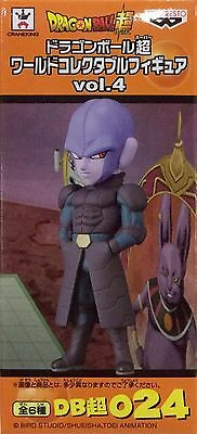 DRAGON BALL SUPER WCF Vol 4 HIT NEW FIGURA FIGURE NUEVA