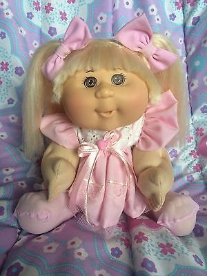 Cabbage Patch Kid 14 Inch Jakks Girl With Adorable New Outfit!