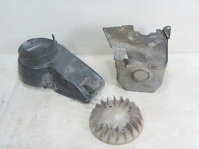 Honda Lead Fairing Engine Cylinder Fanwheel