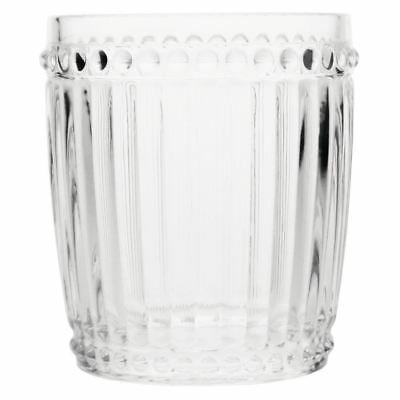 Olympia Baroque Whiskey Glass in Clear Made of Glass 325ml / 11.5oz