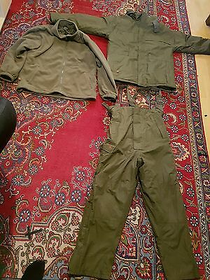 Trakker F-32 Combi Suit - XL - Hardly used, Excellent Condition.