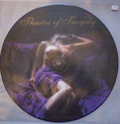 Theatre of Tragedy velvet darkness they fear Picture Vinyl